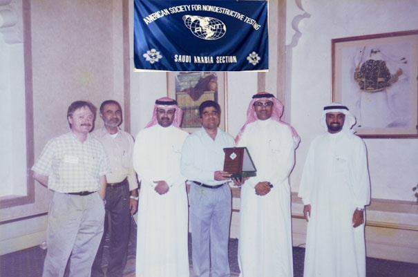 GIS:NDT,API,ASNT Training & certification in Saudi Arabia dammam